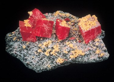 Rice Northwest Museum of Rocks and Minerals - The Alma Rose