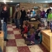 Students in exhibit room - Rice Northwest Rock and Mineral Museum - Educational Programs.