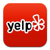 Yelp Reviews Badge.