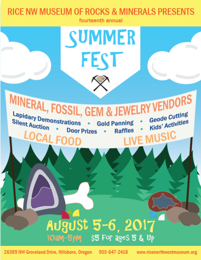 Summer Festival Full Page Flyer